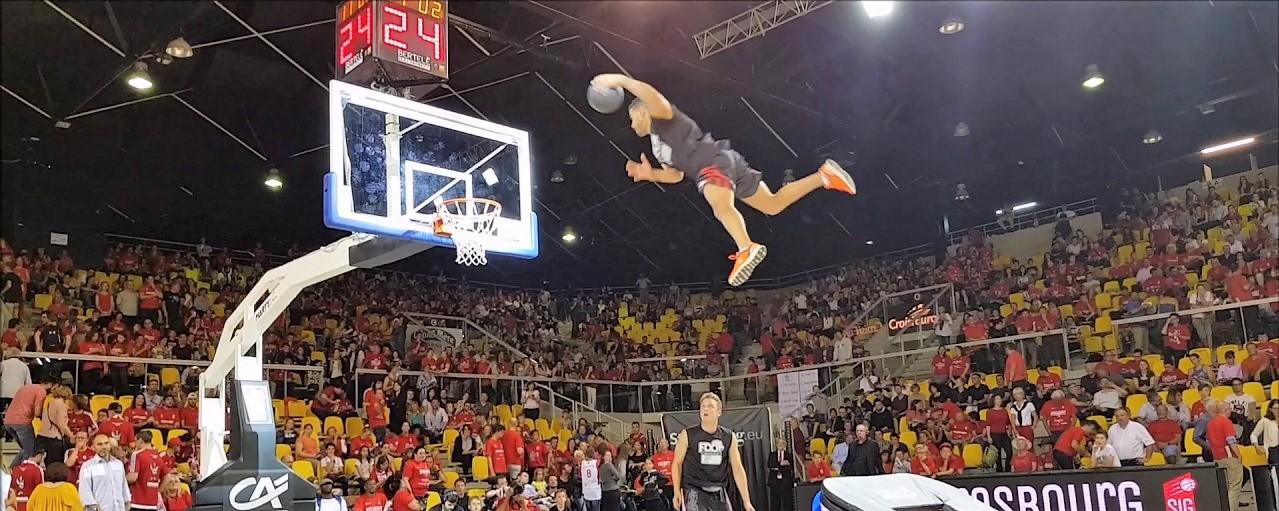 Basket Acrobatique