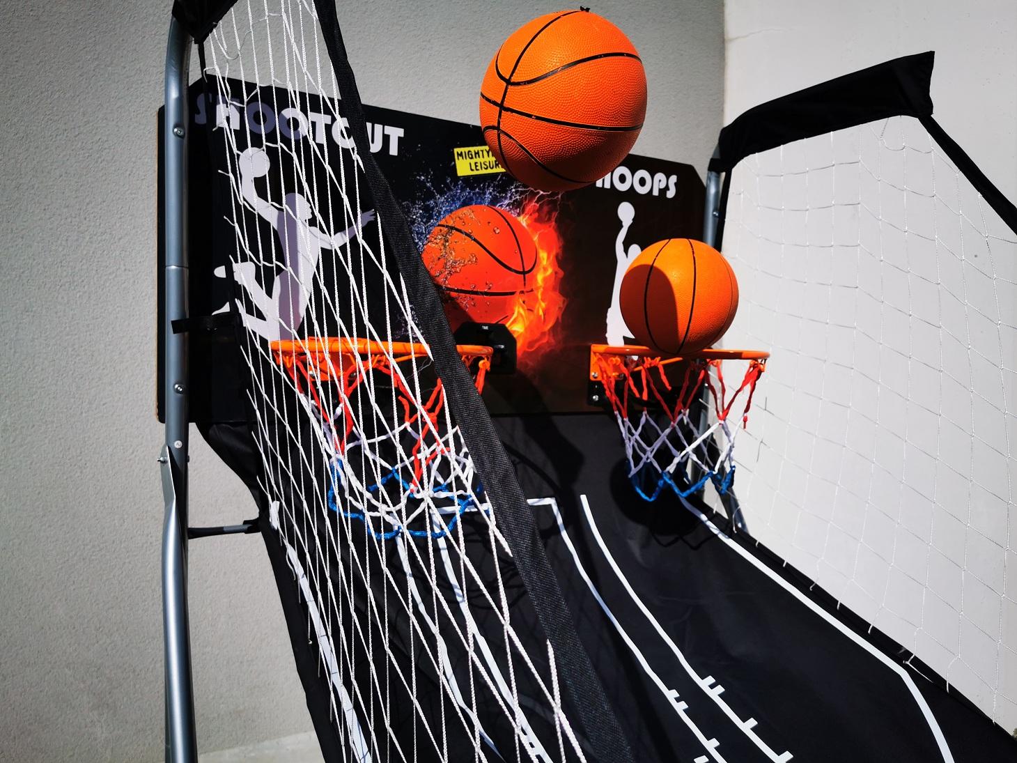 Basket arcade
