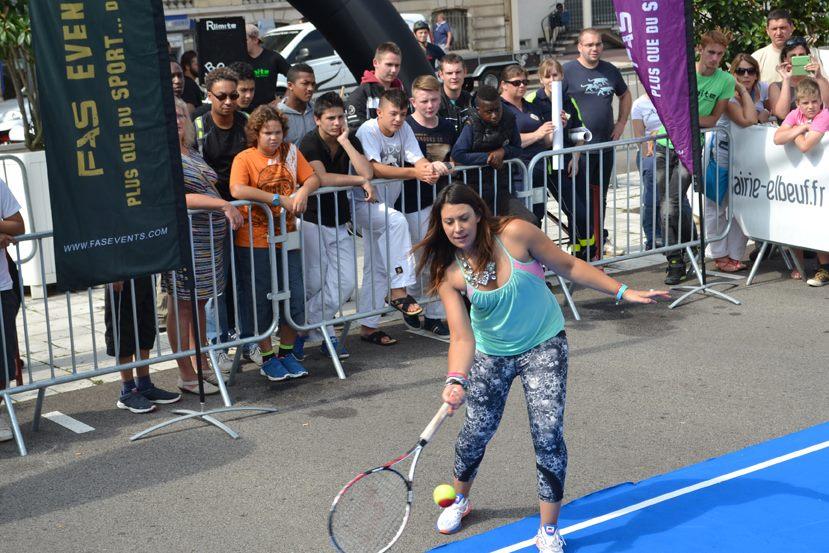 Urban tennis